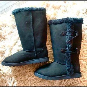 Girls Myra Airwalk boots
